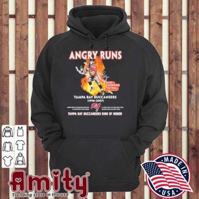 Angry Runs Tampa Bay Buccaneers 1996 2004 Tampa Bay Buccaneers ring of honor hoodie
