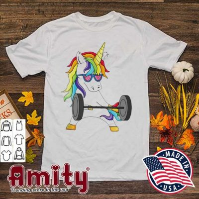 Unicorn Gym 2021 shirt