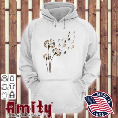 Dandelion Pug cute hoodie