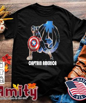 Captain America 2021 shirt