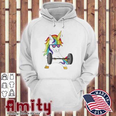 Unicorn Gym 2021 hoodie