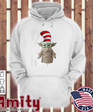 Baby Yoda Dr.Seuss hoodie