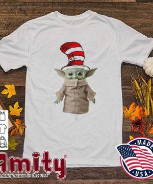 Baby Yoda Dr.Seuss shirt