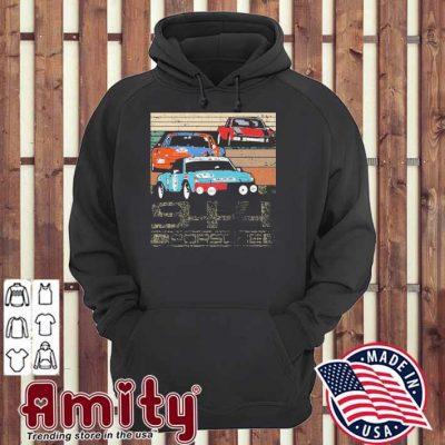 944 Porsche vintage hoodie