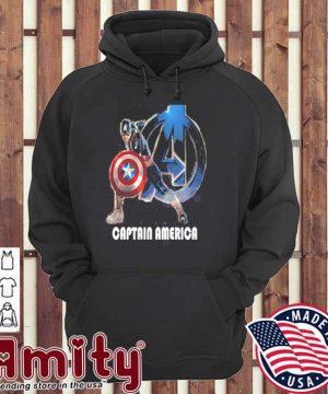 Captain America 2021 hoodie