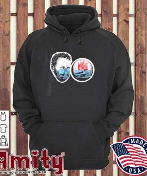 Tom Hanks & Wilson Castaway hoodie