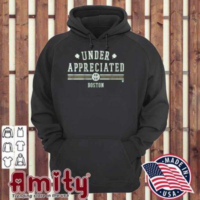 Underappreciated boston hoodie