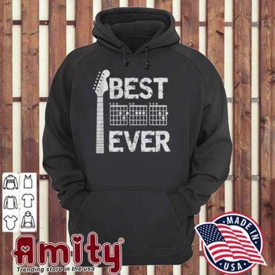 Guitar best ever hoodie