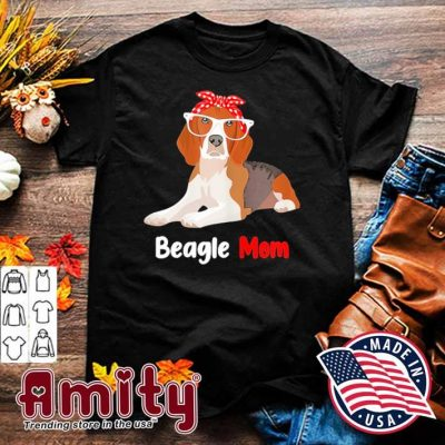 Beagle Mom Dog Bandana Pet Beagle Shirt