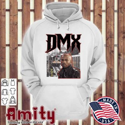 Forever dmx new york throwback train station retro hoodie