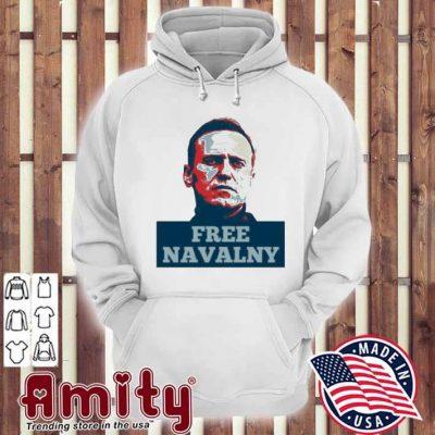 Free alexey navalny vintage hoodie