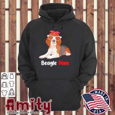 Beagle Mom Dog Bandana Pet Beagle Shirt hoodie