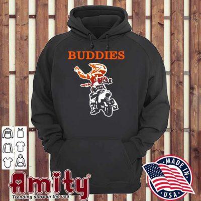 Cycles Buddies hoodie