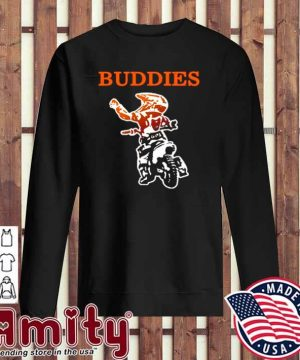 Cycles Buddies sweater