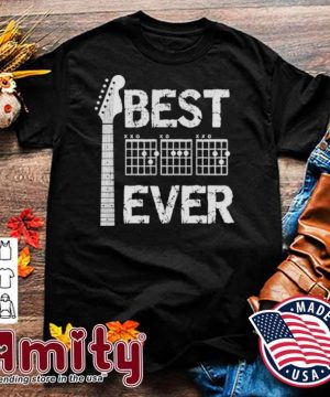 Guitar best ever shirt