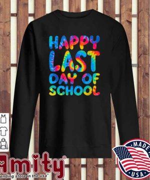 Happy last day of school sweater