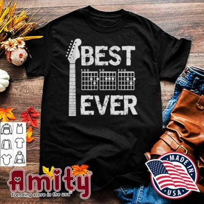 Guitar best ever shirt