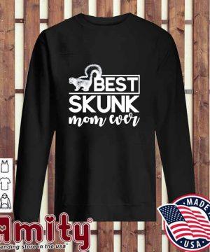 Mothers day skunk mom gift skunk sweater