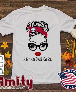 Official Arkansas Girl Shirt