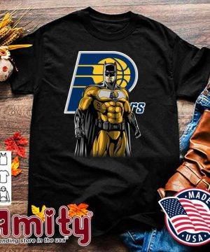 Official Batman Indiana Pacers Shirt