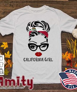 Official California Girl Shirt