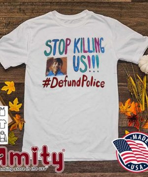 Official Stop Killing Us - Justice For Adam Toledo #DefundPolice Shirt