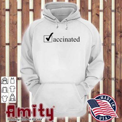 I'm vaccinated hoodie