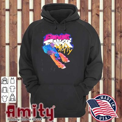 Friday night funkin whitty hoodie