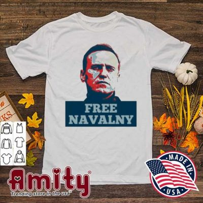 Free alexey navalny vintage shirt