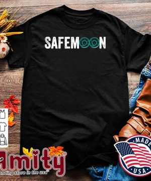 Official The Safemoon - Funny Crypto 2021 Shirt