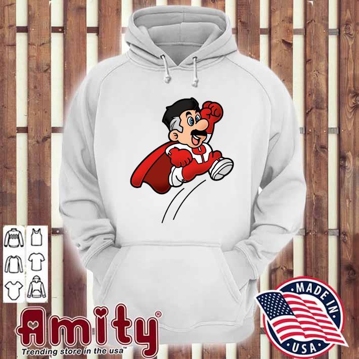 Omni-Man Omni-Mario Shirt hoodie