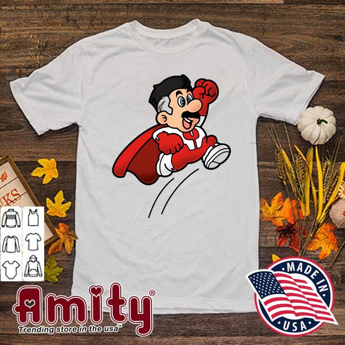 Omni-Man Omni-Mario Shirt