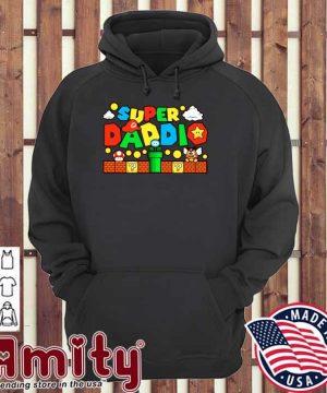 Super Daddio Mario Shirt hoodie