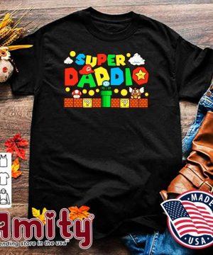 Super Daddio Mario Shirt