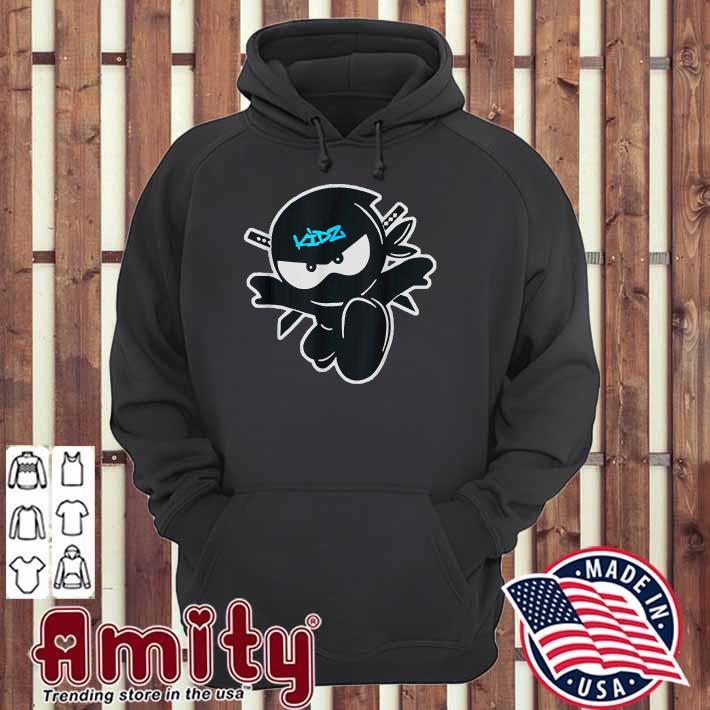 Ninja Graphic Kidz Shirt hoodie