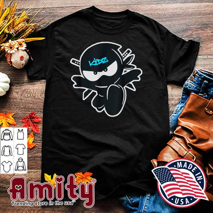 Ninja Graphic Kidz Shirt